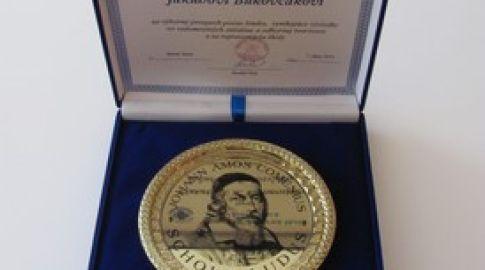 Ocenenie - Jakub Kubovčák